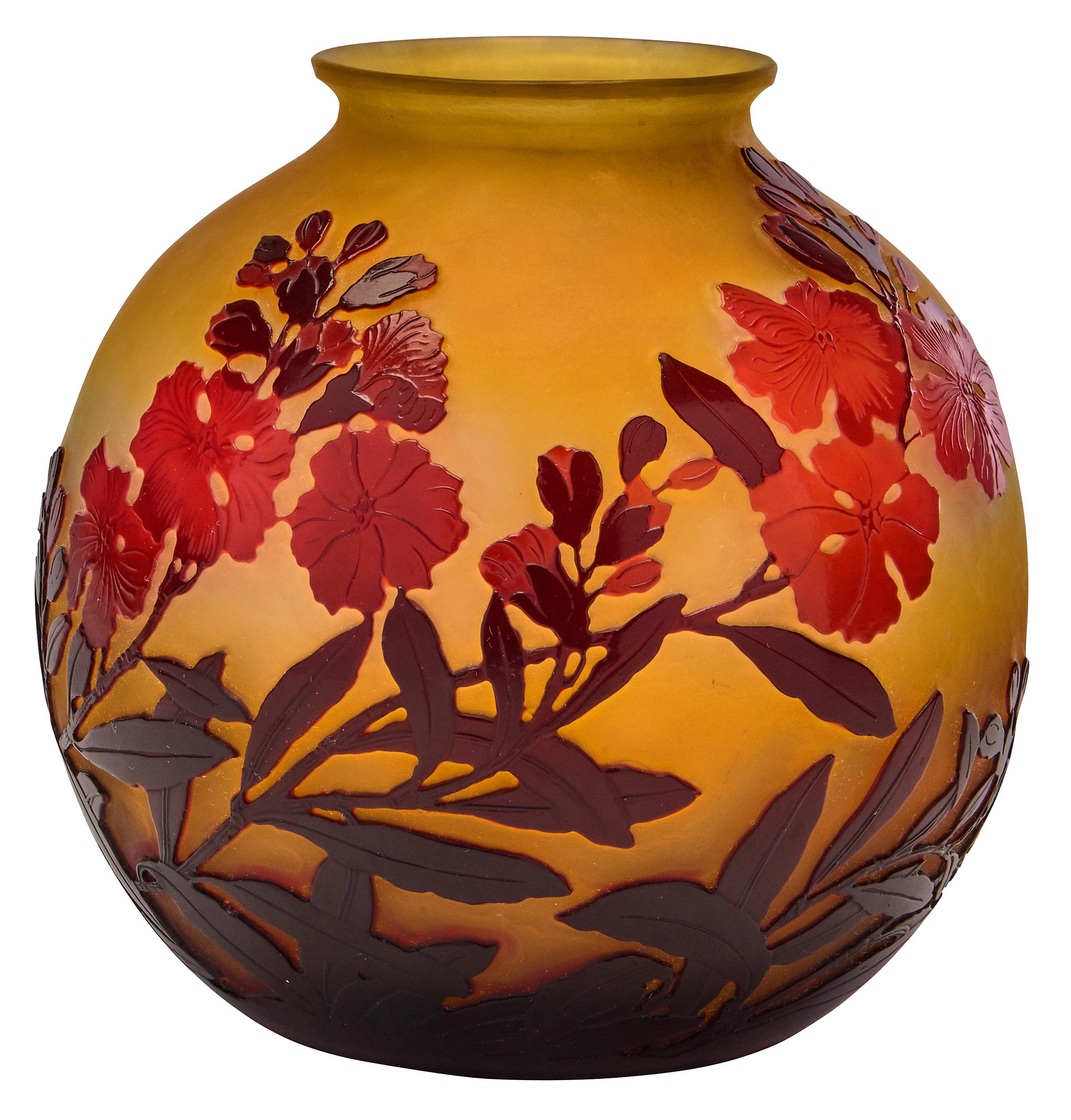Vase Galle