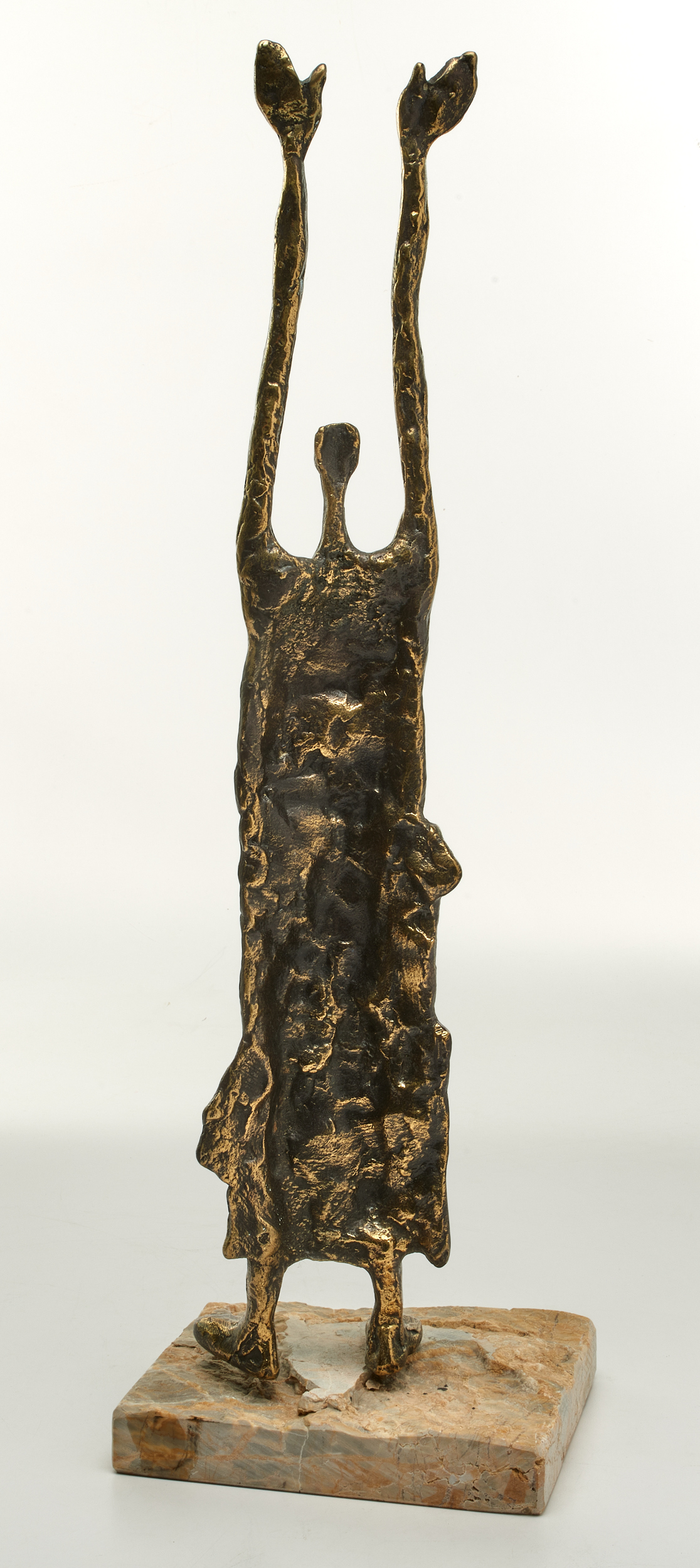 Art Deco Bronze Figure - Jan 23, 2016 | Mid-Hudson Auction