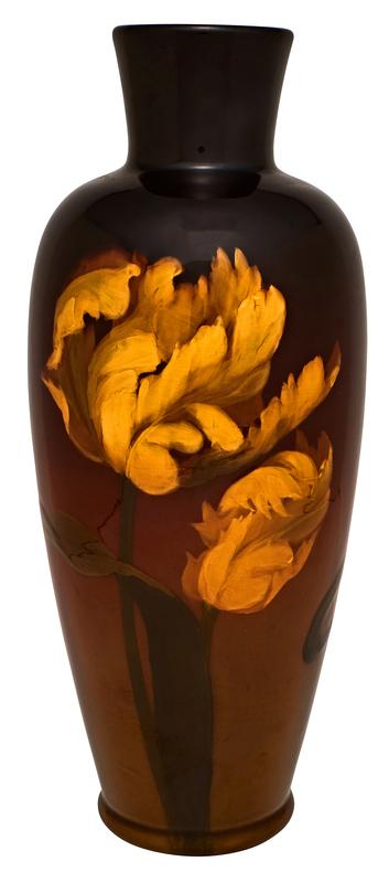 Rookwood Pottery by John D. Wareham vase