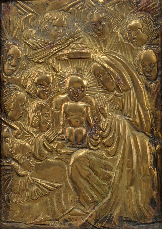 Allan Rohan Crite Black Nativity