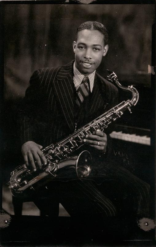 James Van Der Zee Harlem Musician