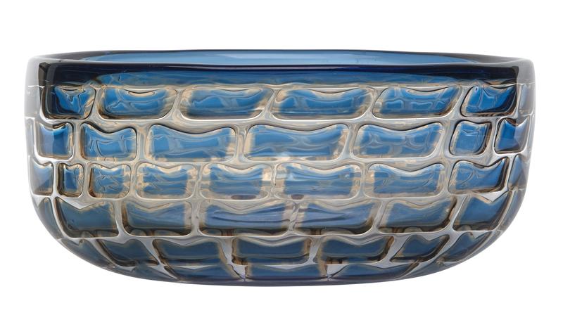 Ingeborg Lundin for Orrefors Ariel bowl