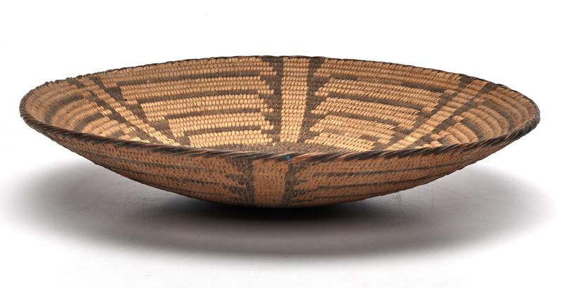 Pima basket tray