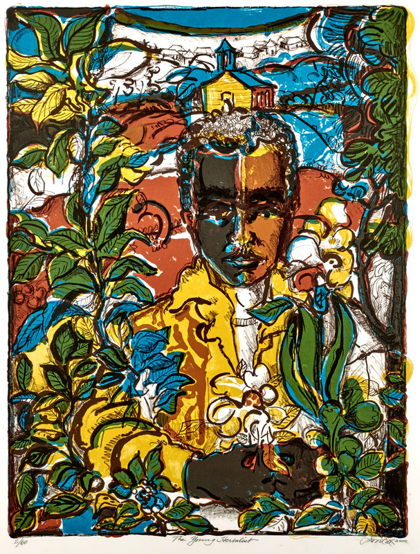 David Driskell, The Young Herbalist