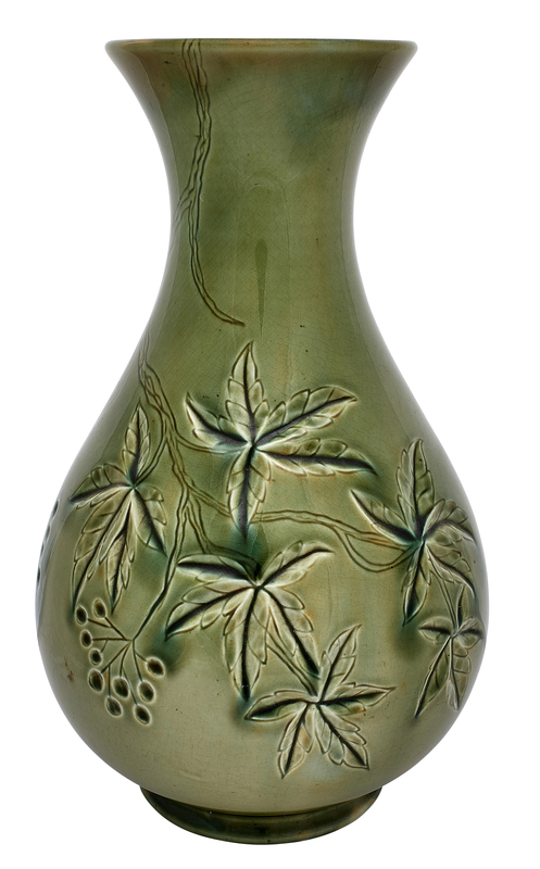 Rookwood Pottery by Harriet Wenderoth vase