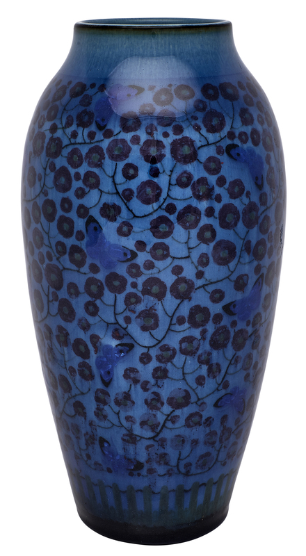 Rookwood Pottery by Harriet Wilcox vase