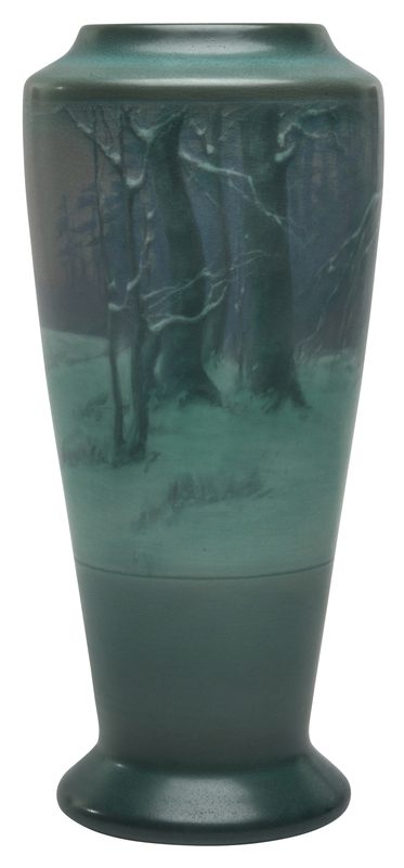 Rookwood Pottery by Ed Diers vase