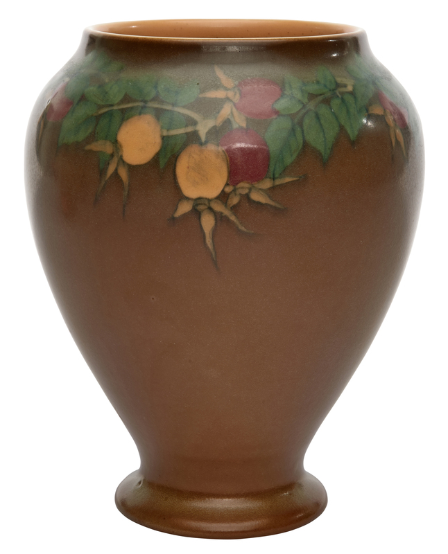 Rookwood Pottery by Lenore Asbury vase