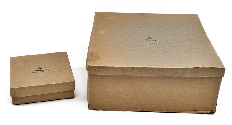 Rookwood Pottery boxes