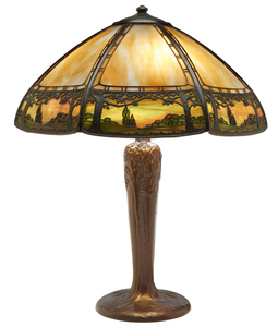 Handel Lamp Company table lamp