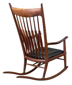 Sam Maloof rocking chair 1975
