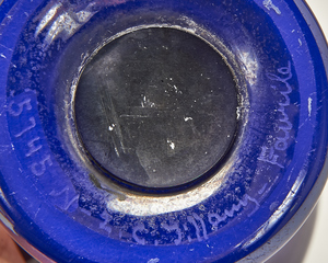 Louis Comfort Tiffany Tel-el-Armana vase