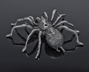 Mario Buccellati tarantula sterling silver