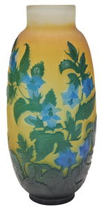Galle  Bluebells vase