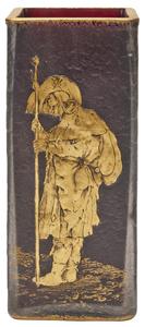 Daum Traveler vase