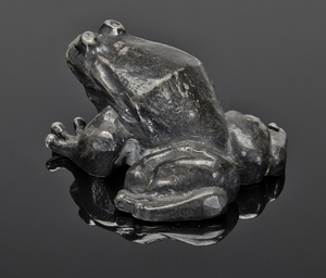 S. Kirk & Son silver frog