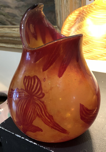 Galle Orchid vase