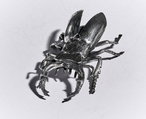 Mario Buccellati beetle sterling silver