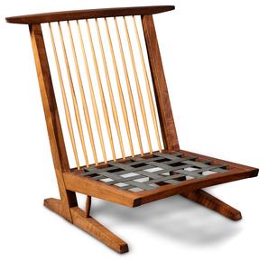 George Nakashima Conoid chair