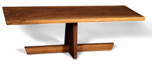 George Nakashima Greenrock coffee table