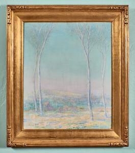 Arthur Halow Early Spring Landscape