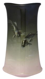Weller Pottery Eocean Fish vase