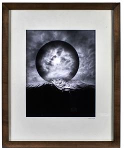 Jerry Uelsmann silver gelatin print