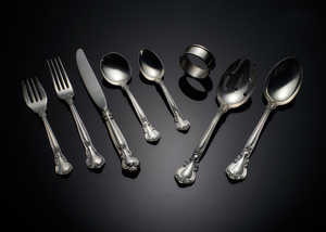 Gorham Chantilly flatware sterling silver