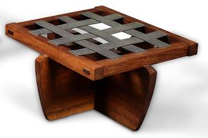 George Nakashima Conoid stool