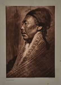 Edward Curtis group of 4 photogravure prints