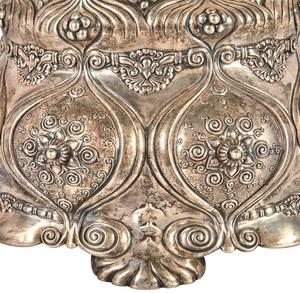 Tiffany and Company Dragon vase