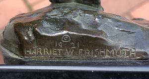 Harriet W. Frishmuth The Vine