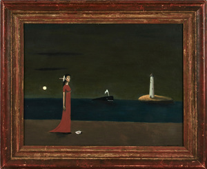 Gertrude Abercrombie Night Arrives