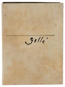 Collection N. el Fituri: Emile Galle Philippe Garner portfolio