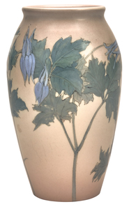 Rookwood Pottery by Ed Diers Floral vase