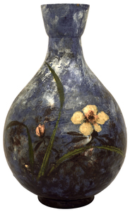 Charles Midoux for Haviland & Co. Floral vase