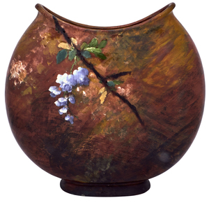 Henri Lambert for Haviland & Co. Floral vessel