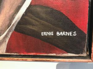 Ernie Barnes Slam Dunk