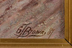 Grafton Tyler Brown Grand Canyon Falls