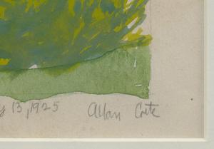 Allan Rohan Crite Lion House