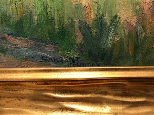 Sargent Johnson Untitled Rural Landscape