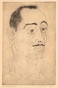 Hayward Louis Oubre, Jr Self Portrait