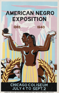Robert Pious American Negro Exposition