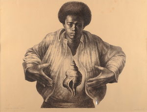 Charles White Sound of Silence