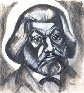 Charles White Portrait of Frederick Douglass