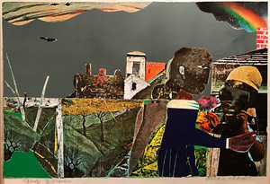 Romare Bearden Tidings for Marion