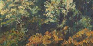 Lois Mailou Jones Untitled  Landscape