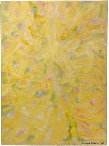 Beauford Delaney Untitled Yellow