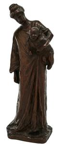 Bessie Potter Vonnoh (American, 1872-1955) bronze