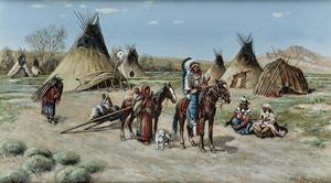 John Hauser (American, 1859-1913)
